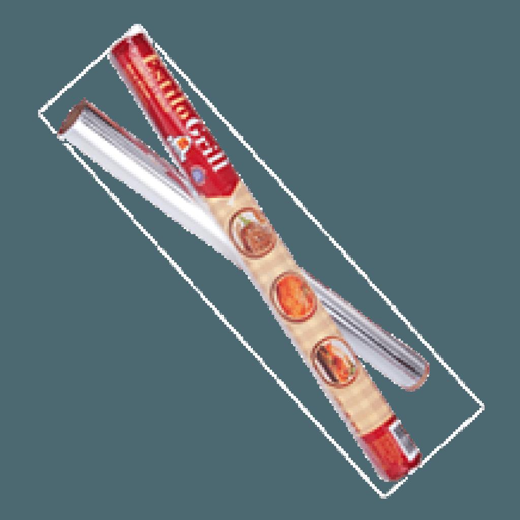 Folha de Alumínio – EstiloGrill 45cmx7,5m